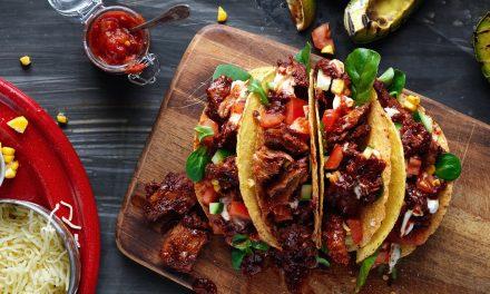 Meat Free Meaty Tacos