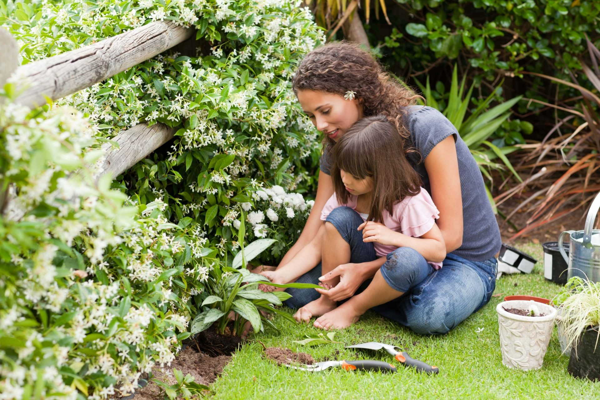 How We Can Help Kids Create a Sustainable Garden this Spring