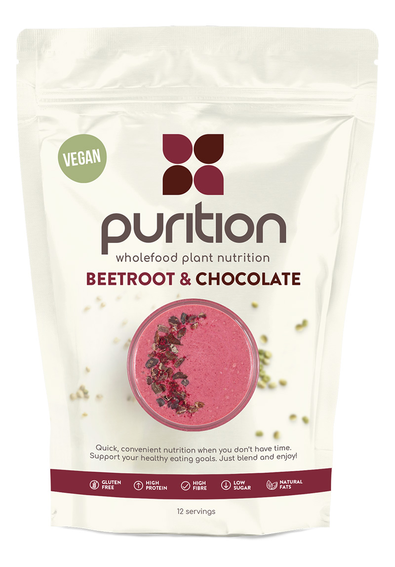 Purition - Beetroot and Chocolate