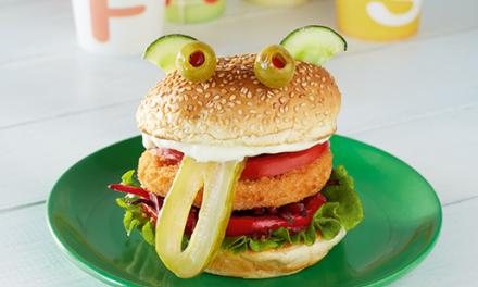 The Little Rascal Burger