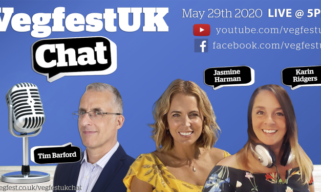 VegfestUK Chat – Episode 2