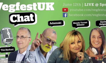 VegfestUK Chat – Episode 3