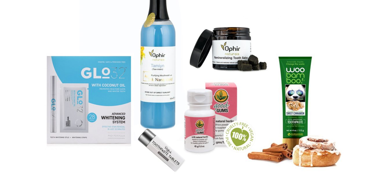 The Very Best New Vegan Oral Hygiene Products