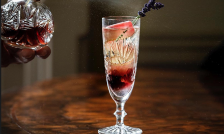 The Saturday Spritz Cocktail Recipe from Buck & Birch