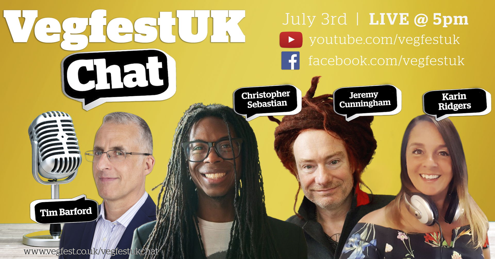 VegfestUK Chat – Episode 4