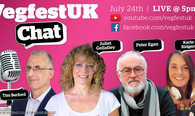 VegfestUK Chat – Episode 5
