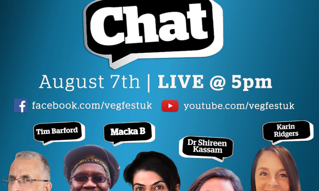 VegfestUK Chat Episode 6