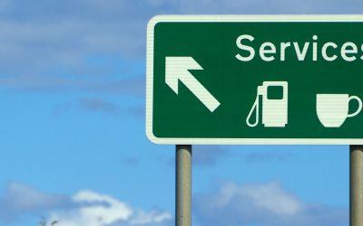UK's Most Vegan-Friendly Motorway Services Revealed