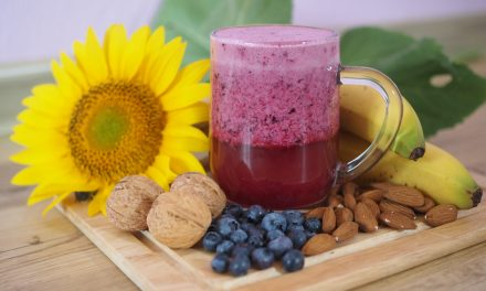 Immune Strengthening Superfood Smoothie