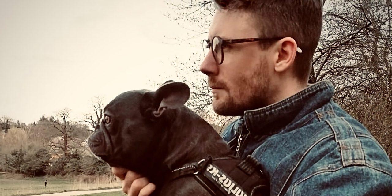 Actor Danny Hatchard Shares His Vegan Journey With VeggieVision TV