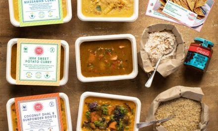 The Best Of Vegan Deliveries – Fantastic Vegan Delights……. Straight To Your Door!