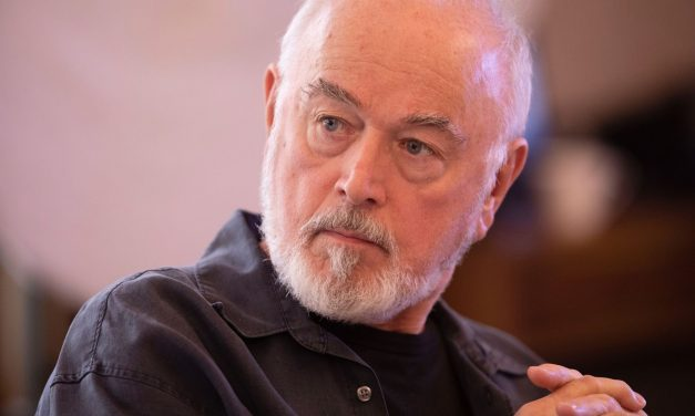 The Inspirational Actor and Voice for The Animals Peter Egan Tells Us How He Celebrates His Vegan Christmas