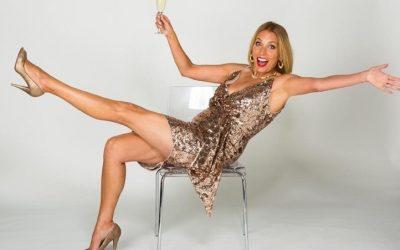 TV Presenter Jasmine Harman Tells Us How She Celebrates Her Vegan Christmas