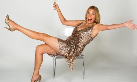 TV Presenter Jasmine Harman Tells Us How She Celebrates Her Vegan Christmas