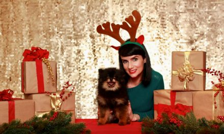British Hollywood Actress, Singer and Model Victoria Summer Tells Us How She Celebrates Her Vegan Christmas