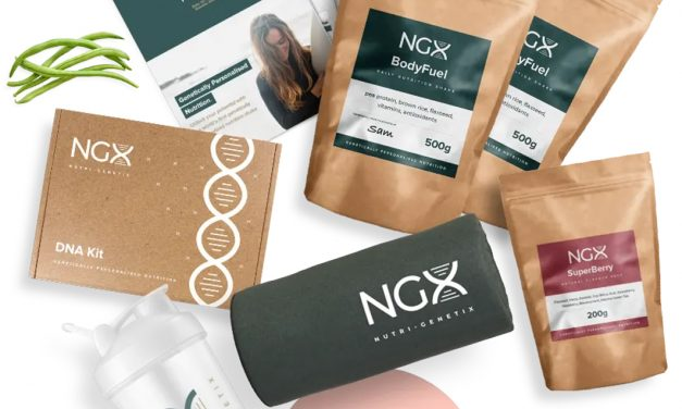 NGX Is The World's First Genetically Personalised Nutrition Shake