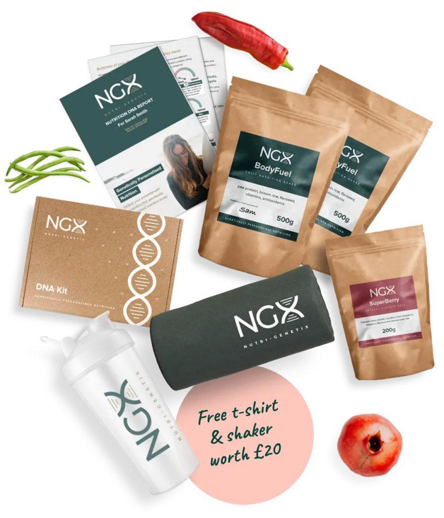 Vegan Nutrition NGX