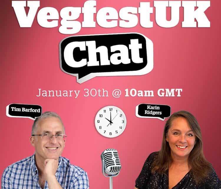 The Veganuary Panel VegfestUK With Toni Vernelli, Wendy Morgan, Chef Day Radley, Jasmine Harman & John Robb