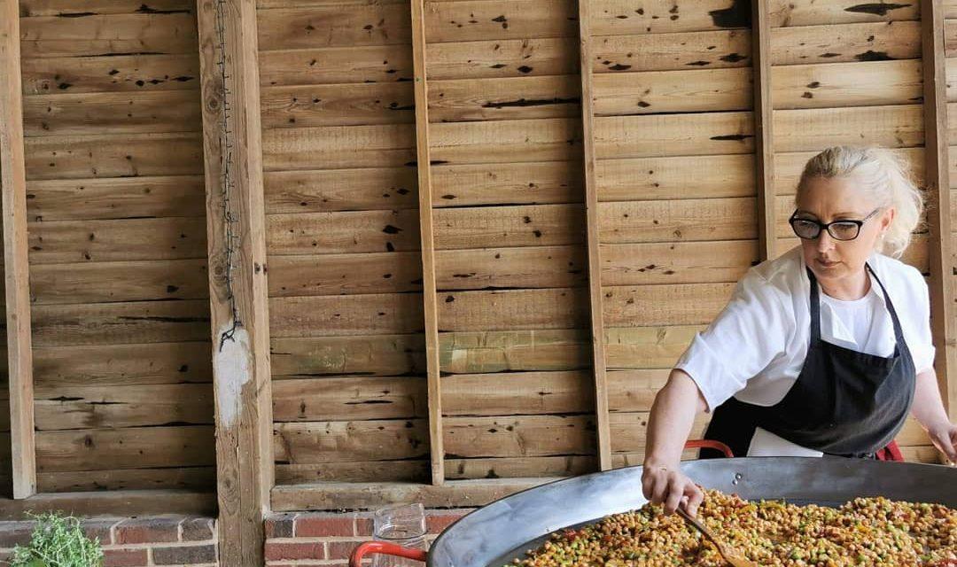 In Conversation With Vegan Food Pimp …. Chef Lynn Nicholson