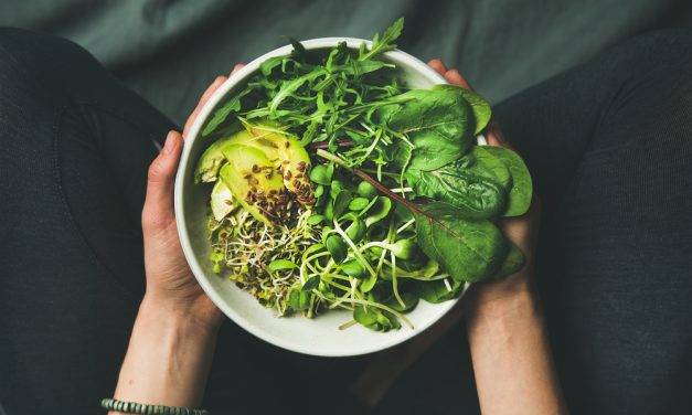 Vegans May Be More Positive And Productive Than Meat-Eaters