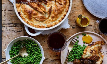 Deep Dish Pie From Linda McCartney's Family Kitchen