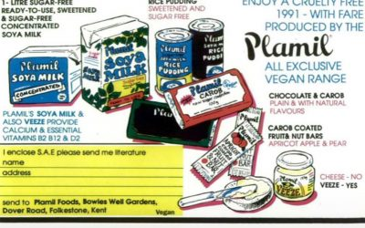 What Was It Like Being Vegan 25 Years Ago? Surprisingly EASY!