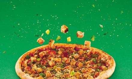 New Vegan Delights at Pizza Express