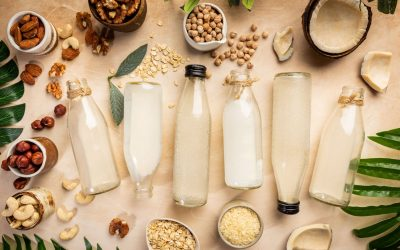 Are Plant Milks More Sustainable Than Dairy Milk?